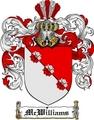 Thumbnail Mcwilliams Family Crest  Mcwilliams Coat of Arms Digital Download
