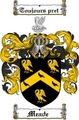 Thumbnail Meade Family Crest  Meade Coat of Arms
