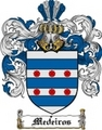 Thumbnail Medeiros Family Crest  Medeiros Coat of Arms