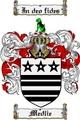 Thumbnail Medlie Family Crest  Medlie Coat of Arms