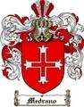 Thumbnail Medrano Family Crest  Medrano Coat of Arms