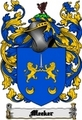 Thumbnail Meeker Family Crest  Meeker Coat of Arms Digital Download