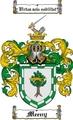 Thumbnail Meeny Family Crest  Meeny Coat of Arms