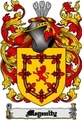Thumbnail Megenity Family Crest  Megenity Coat of Arms Digital Download