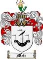 Thumbnail Meir Family Crest  Meir Coat of Arms