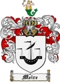 Thumbnail Meire Family Crest  Meire Coat of Arms