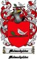 Thumbnail Meisenhelder Family Crest  Meisenhelder Coat of Arms Digital Download