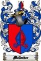 Thumbnail Mellecker Family Crest  Mellecker Coat of Arms Digital Download