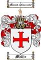 Thumbnail Mellir Family Crest  Mellir Coat of Arms