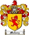 Thumbnail Mellory Family Crest  Mellory Coat of Arms