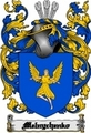 Thumbnail Melnychenko Family Crest  Melnychenko Coat of Arms Digital Download