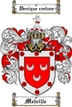 Thumbnail Melville Family Crest  Melville Coat of Arms