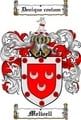 Thumbnail Melwell Family Crest  Melwell Coat of Arms