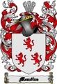 Thumbnail Mendive Family Crest  Mendive Coat of Arms Digital Download