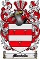 Thumbnail Mendolia Family Crest  Mendolia Coat of Arms Digital Download