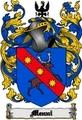 Thumbnail Menni Family Crest  Menni Coat of Arms Digital Download