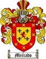 Thumbnail Mercado Family Crest  Mercado Coat of Arms