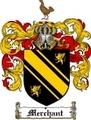 Thumbnail Merchant Family Crest  Merchant Coat of Arms