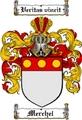 Thumbnail Merchel Family Crest  Merchel Coat of Arms