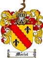 Thumbnail Meriel Family Crest  Meriel Coat of Arms