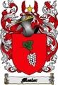 Thumbnail Mesler Family Crest  Mesler Coat of Arms Digital Download