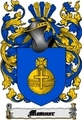 Thumbnail Mesmer Family Crest  Mesmer Coat of Arms Digital Download