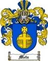 Thumbnail Metz Family Crest  Metz Coat of Arms