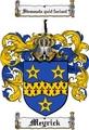 Thumbnail Meyrick Family Crest Meyrick Coat of Arms Digital Download