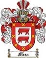 Thumbnail Meza Family Crest  Meza Coat of Arms