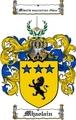 Thumbnail Mhaolain Family Crest  Mhaolain Coat of Arms