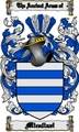 Thumbnail Micalizzi Family Crest  Micalizzi Coat of Arms Digital Download