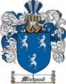 Thumbnail Michaud Family Crest  Michaud Coat of Arms