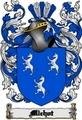 Thumbnail Michot Family Crest  Michot Coat of Arms Digital Download