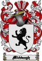 Thumbnail Middaugh Family Crest  Middaugh Coat of Arms Digital Download
