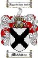 Thumbnail Middelton Family Crest  Middelton Coat of Arms