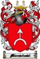 Thumbnail Mierzwinski Family Crest  Mierzwinski Coat of Arms Digital Download