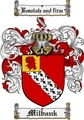 Thumbnail Milbank Family Crest Milbank Coat of Arms Digital Download