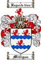 Thumbnail Milligan Family Crest  Milligan Coat of Arms Digital Download