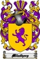 Thumbnail Milnthorp Family Crest  Milnthorp Coat of Arms Digital Download