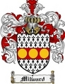 Thumbnail Milward Family Crest Milward Coat of Arms Digital Download