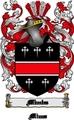 Thumbnail Mimbs Family Crest  Mimbs Coat of Arms Digital Download