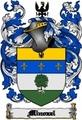 Thumbnail Minozzi Family Crest  Minozzi Coat of Arms Digital Download