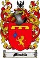 Thumbnail Mirabile Family Crest  Mirabile Coat of Arms Digital Download