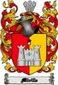 Thumbnail Miville Family Crest  Miville Coat of Arms Digital Download
