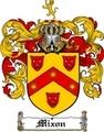 Thumbnail Mixon Family Crest  Mixon Coat of Arms