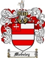Thumbnail Mobeley Family Crest  Mobeley Coat of Arms
