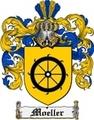 Thumbnail Moeller Family Crest  Moeller Coat of Arms