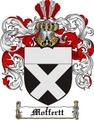 Thumbnail Moffertt Family Crest  Moffertt Coat of Arms