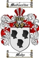 Thumbnail Mohr Family Crest  Mohr Coat of Arms