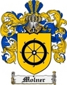 Thumbnail Molner Family Crest  Molner Coat of Arms
